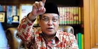 Agar tak Perang Saudara Seperti Timteng, KH Said Aqil: Usir Kelompok anti Pancasila