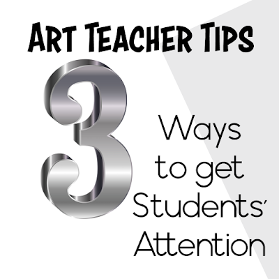 Whether teaching online or in person, there will be times when you need to stop the class and say something. Here are 3 ideas for getting your student's attention that won't grate on their nerves like shrieking at them.