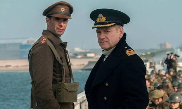 Kenneth Branagh, Dunkirk