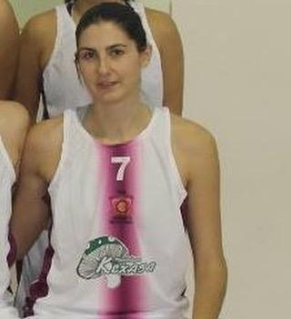 Η Αλεξάνδρα Γιαννοπούλου στον Παναθλητικό
