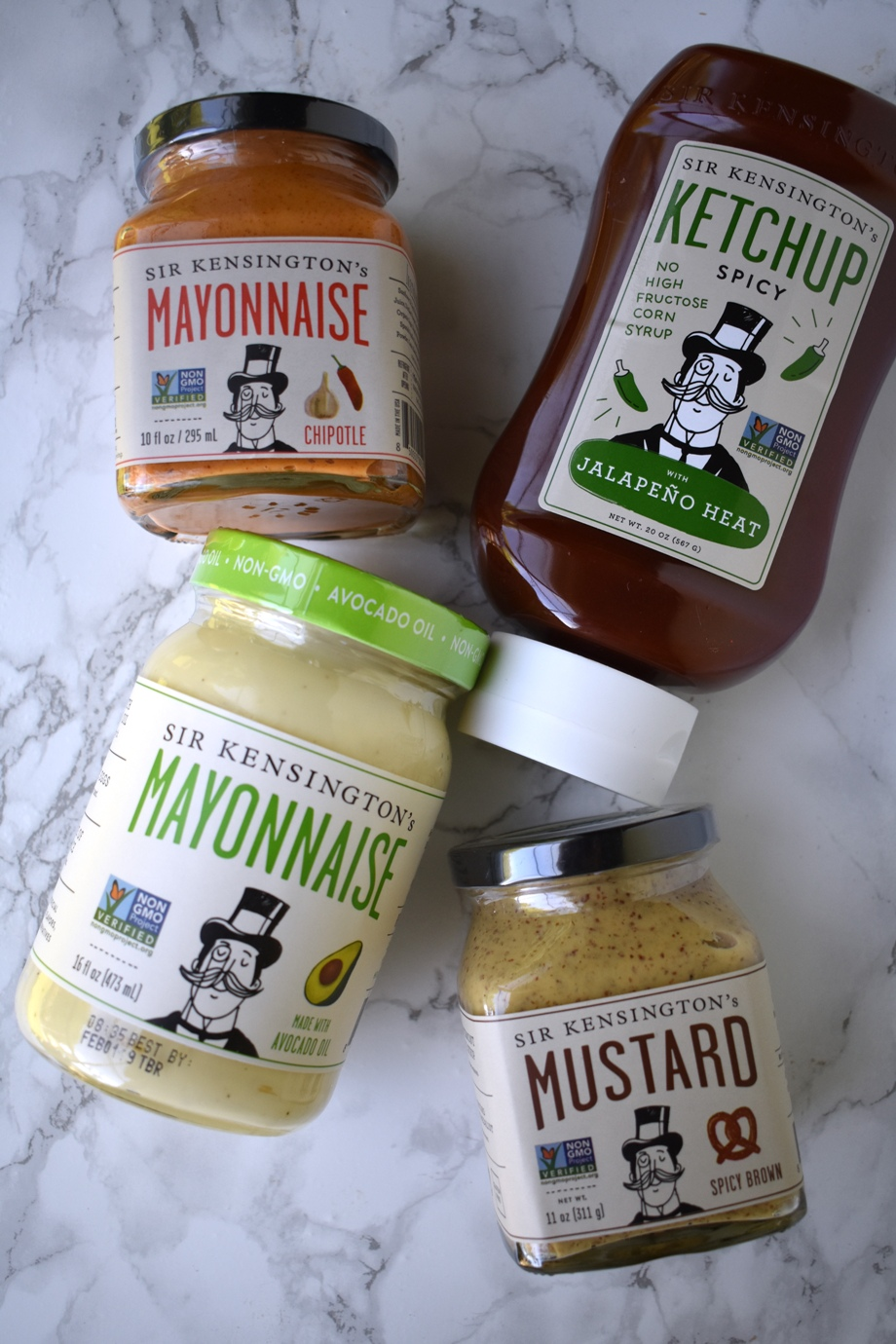 Sir Kensington's Condiments