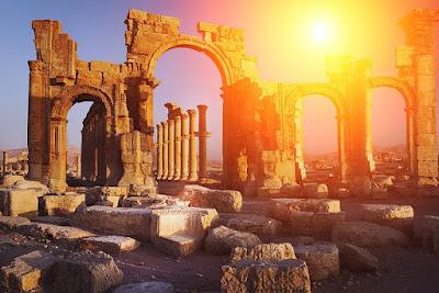Greece the land of Gods