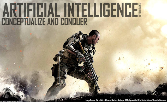 S&T | Artificial Intelligence in Video Games : Conceptualize and Conquer