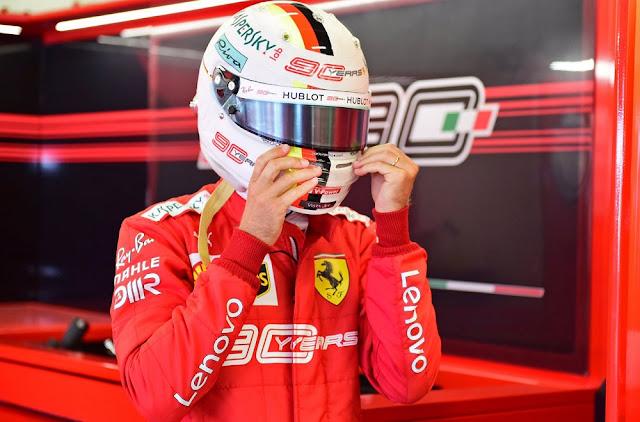 """Sebastian Vettel """"As Pessoas São Muito Apaixonadas (…) Precisamos De Calma"""