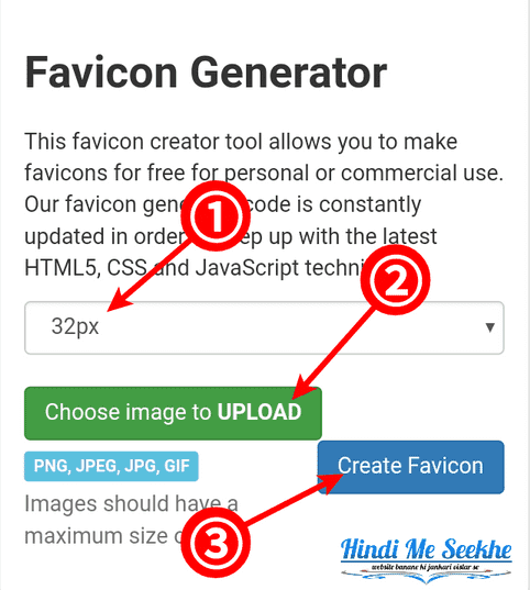 32-by-32-favicon-generate-kaise-kare