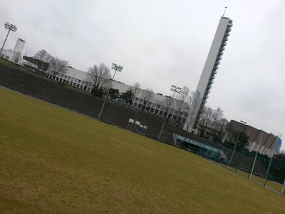 Olympic Stadium of Helsinki