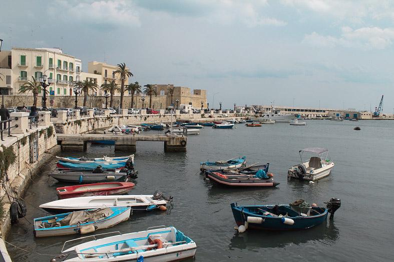 Itinerario in Puglia cosa vedere a Bari il lungomare