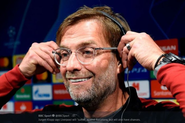 Asked Lose by Manchester United Fans, Here's Jurgen Klopp's reply