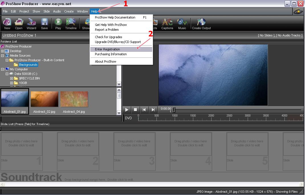 photodex proshow producer 4.5.2929 gratuit