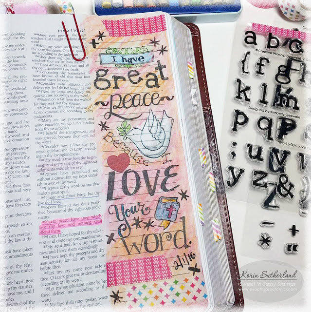 http://www.sweetnsassystamps.com/bible-journaling/