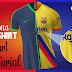 FC Barcelona Away Shirt Speed art Design Tutorial in Photoshop cc 2019  by M Qasim Ali