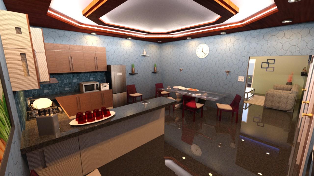 Download daz studio 3 for free daz 3d modern kitchen for Living room 2 for daz studio