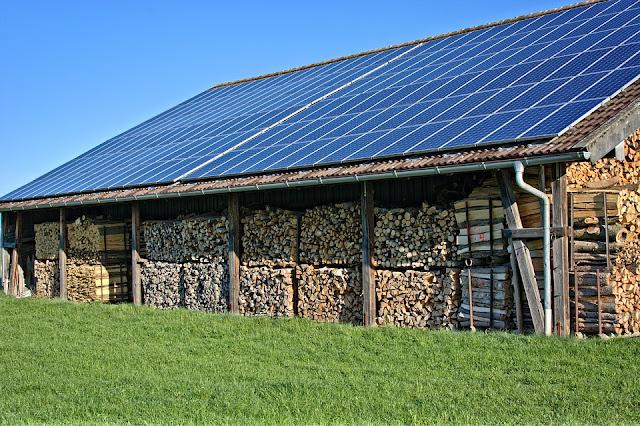pannelli fotovoltaici-capanno-montagna-incentivi 2019