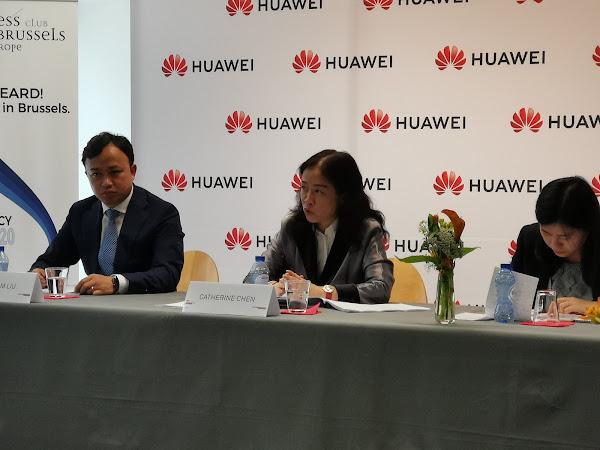 "Catherine Chen, Huawei, na Web Summit 2020 - ""Precisamos de mais mulheres líderes na era digital"""