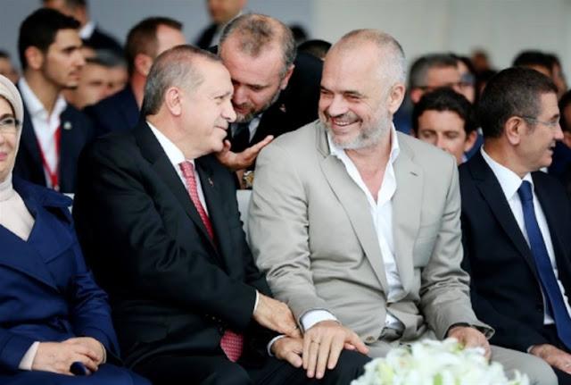 Το βρώμικο παρασκήνιο Τουρκίας - Αλβανίας για την ΑΟΖ