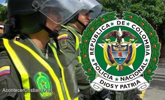 Escudo de la Policía de Colombia