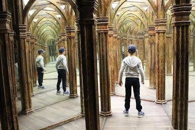 labirinto degli specchi Praga