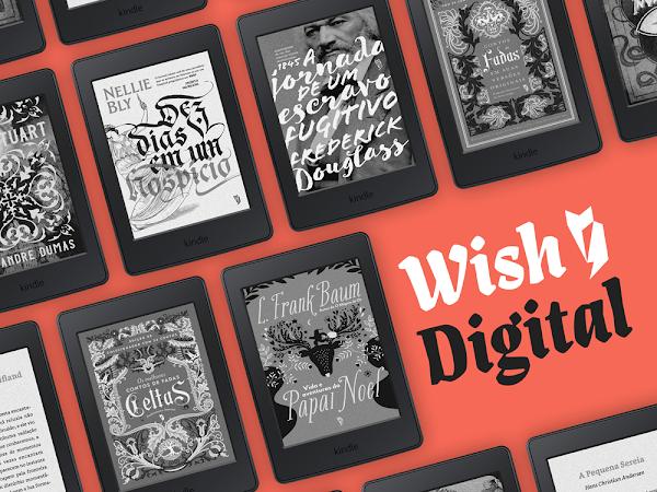Wish disponibiliza seu catálogo em formato digital