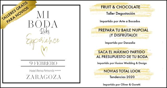 Talleres MBRE Zaragoza 2020