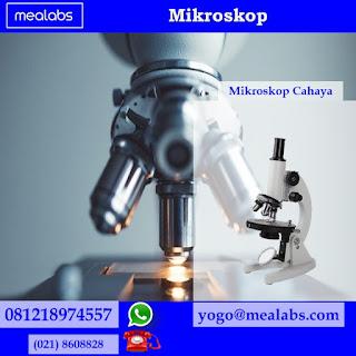 Mikroskop Cahaya Adalah