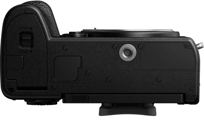 Panasonic Lumix S5, вид снизу