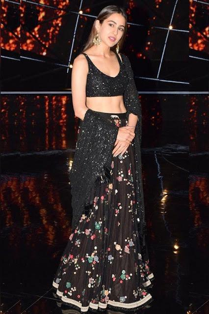 Indian Actresses Photos in Lehenga Choli Actress Trend