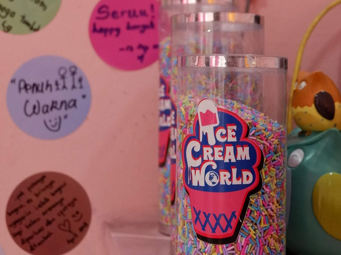 Foto Foto Di Ice Cream World Jogja Jalan Jalan Makan Makan