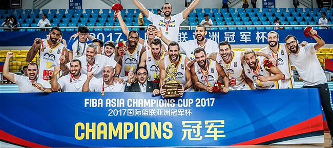 FIBA Asia Champions Cup 2017 Final Standings & Awards | Chooks-to-Go Pilipinas finishes 5th