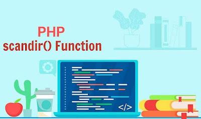 PHP scandir() Function