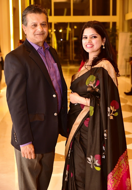 David Hopcroft, General Manager with Anadita Singh, Marketing Head- Le Meredian