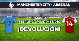 Paston promo City vs Arsenal 17-10-2020