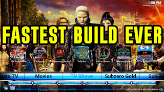 subzero build kodi
