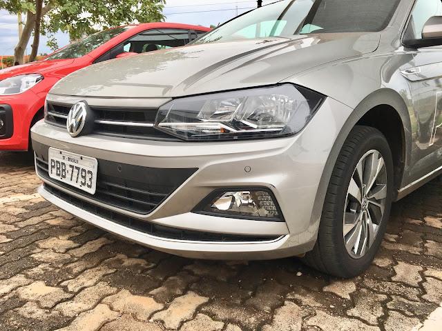 Novo VW Polo e Virtus ganham um novo pacote de opcionais