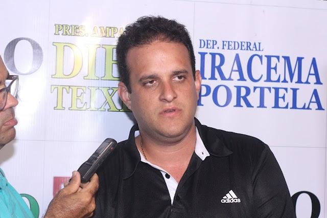Diego Teixeira comenta final do 3º Copão AMPAR e faz análise de sua gestão