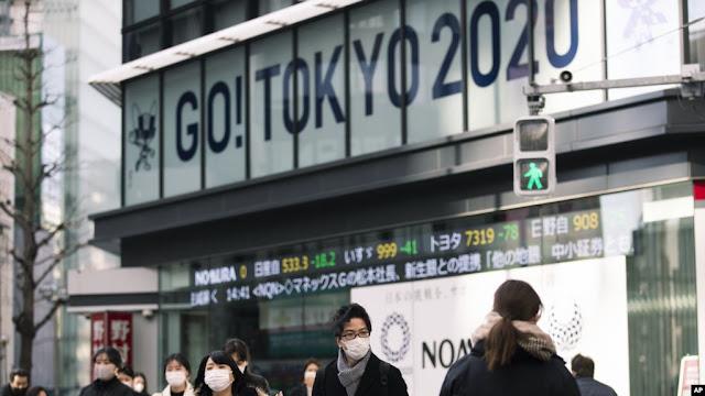 Jepang Bertekad Selenggarakan Olimpiade, Paralimpiade