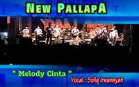 Lagu Melodi Cinta ( Soliq Irwansyah ) New Pallapa