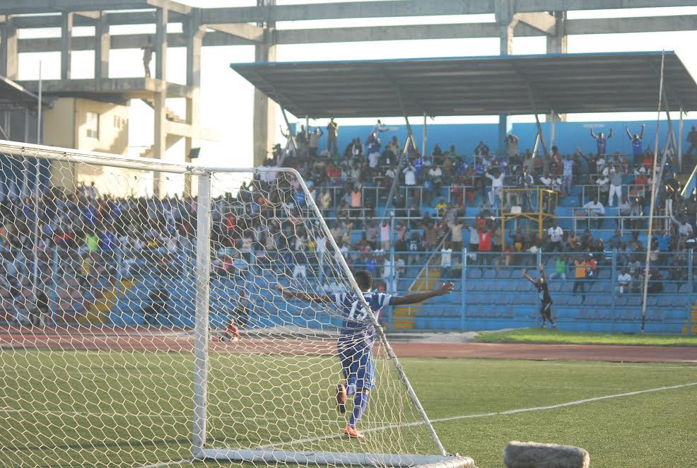 Caf Confed Cup: Rivers United 1-0 FUS Rabat