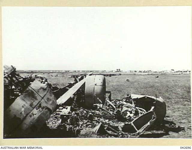Japanese raid on Broome, Australia, 3 March 1942 worldwartwo.filminspector.com