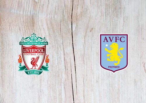 Liverpool vs Aston Villa -Highlights 10 April 2021