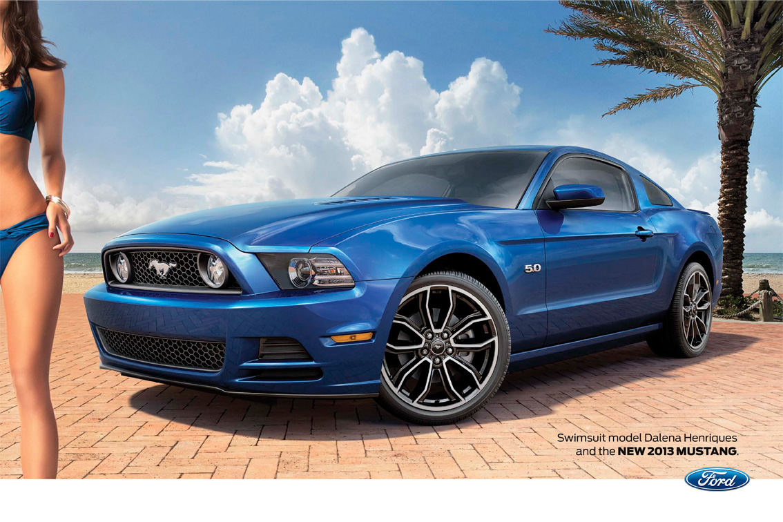 Sexiest Car: Cars Next: Sexy Mustang