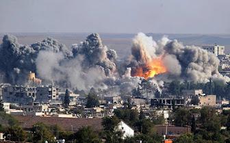 Bombardeos de guerra
