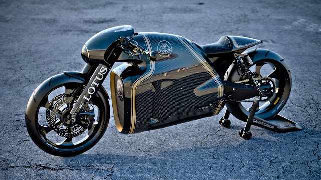 Lotus Motorcycles C-01 moto Lotus