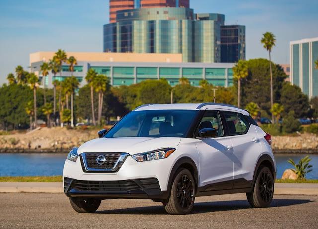Nissan Kicks chega aos EUA por US$ 18.965