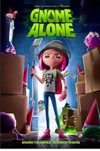 Gnome Alone 2017 Dual Audio [Hindi-English] 480p BluRay mkv movie free Download