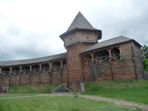 Батурин. Фортеця і Північна вежа
