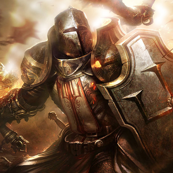 Crusader Wallpaper Engine
