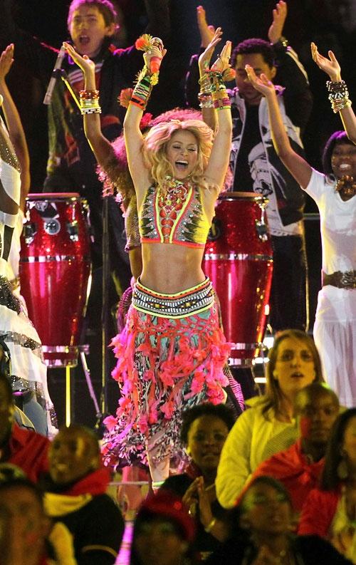 Shakira Shakira Belly Dance