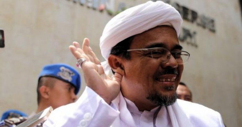 Mantan Ketua HILMI FPI Sebut Habib Rizieq Perintahkan Perbaiki Gereja di Sumut