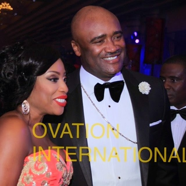 50th Birthday Party: MO Abudu's Kids, Nigerian Pastors