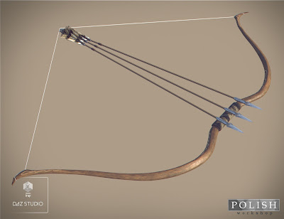Centaur 7 Weapons and Poses for Genesis 3 Male and Female